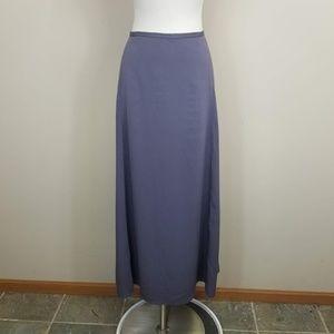 Eileen Fisher Silk Maxi Skirt